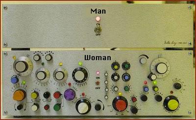 Конфликты из-за разницы между мужчиной и женщиной