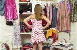Как организовать свой гардероб.