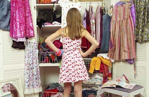 Как организовать свой гардероб