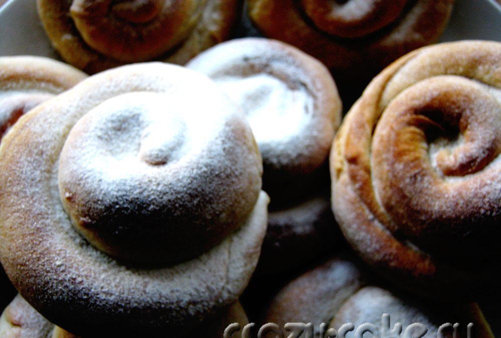 Особенности приготовления испанской булочки «Ensaimadas»