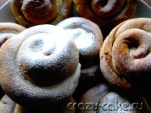 """Особенности приготовления испанской булочки """"Ensaimadas"""""""